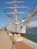 Sailing school. Stock Photo