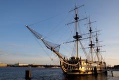 Sailing ship. Stock Photo