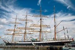 Sailing ship Stock Images