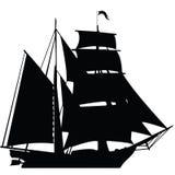 Sailing ship Stock Image