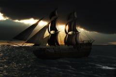 Free Sailing Ship Stock Images - 32317354