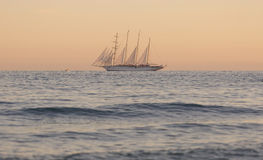Free Sailing Ship Royalty Free Stock Photos - 35307778