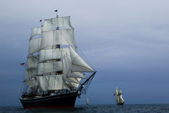 Free Sailing Ship Stock Photos - 7268983