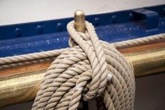 Sailing ship. Sailing training ship gorch fock Royalty Free Stock Photo