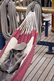 Sailing ship. Detail on a sailing ship Royalty Free Stock Photography