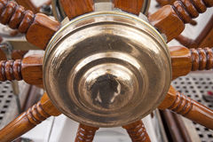 Sailing ship. Sailing training ship gorch fock Stock Images