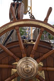 Sailing ship. Sailing training ship gorch fock Royalty Free Stock Images