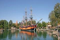 Sailing Ship Columbia Stock Photography