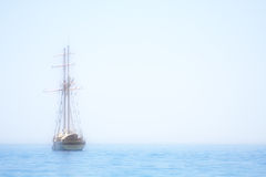 Sailing Ship of Dreams Stock Photo