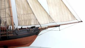 Sailing ship Royalty Free Stock Photography