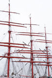 Sailing Ship Mast Royalty Free Stock Image