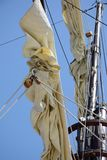 Sailing Ship, Mast, Tall Ship, Vehicle stock photography