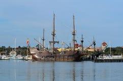 Sailing Ship, Ship, Tall Ship, East Indiaman stock photos