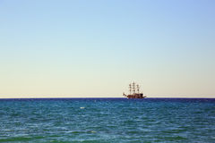 Sailing ship Royalty Free Stock Photos