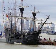Sailing Ship, Tall Ship, Caravel, Ship stock image