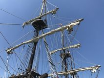 Sailing Ship, Tall Ship, Mast, Ship stock photos