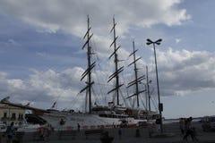Sailing Ship, Tall Ship, Ship, Barque stock photography