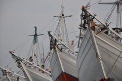 Sailing Ship, Tall Ship, Ship, East Indiaman stock photo