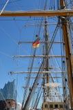 Sailing Ship, Tall Ship, Ship, Full Rigged Ship royalty free stock photo