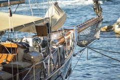 Sailing Ship, Tall Ship, Water Transportation, Boat Stock Image