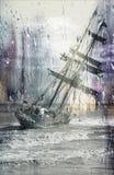 Sailing Ship, Water, Tall Ship, Ship Of The Line royalty free stock photos