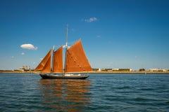 Sailing ship yachts Royalty Free Stock Image