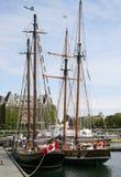 sailing ships Stock Photos