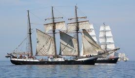 Sailing ships - Hansesail 2015 - 03 Stock Image
