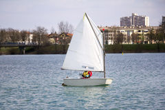 Sailing Royalty Free Stock Images
