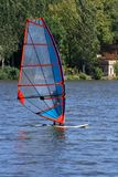 Sailing sport Stock Image