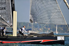 Sailing - Sport Stock Photo
