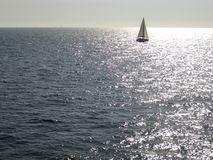 Sailing summer Royalty Free Stock Photography