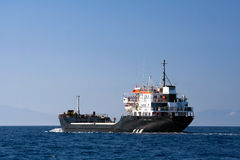 Sailing tanker Stock Photos