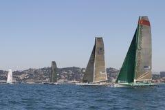 Sailing - Trimaran Royalty Free Stock Image