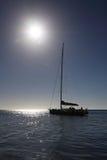 Sailing trip Stock Image