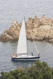 Sailing trip Royalty Free Stock Image