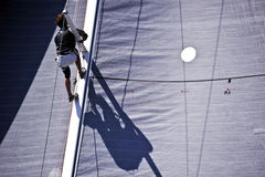 40º Sailing Trophy Conde de Godo Stock Photo