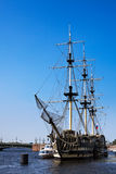Sailing vessel Stock Photos