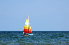 Sailing vessel Stock Photo