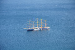 Sailing vessel. Stock Image