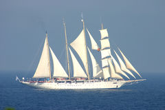 Sailing vessel Royalty Free Stock Photography