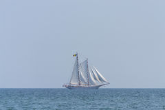 Sailing vessel stock photography