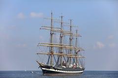 Sailing vessel Krusenstern Royalty Free Stock Photo