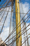 Sailing vessel Royalty Free Stock Photos