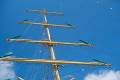 Sailing vessel Mir Stock Photography