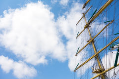 Sailing vessel Mir Royalty Free Stock Image