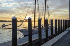 Sailing vessel Spirit of South Carolina Royalty Free Stock Photography