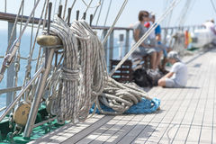 Sailing vessel Royalty Free Stock Photo