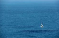 Sailing the Whitsundays Stock Photo