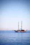 Sailing yacht Royalty Free Stock Image